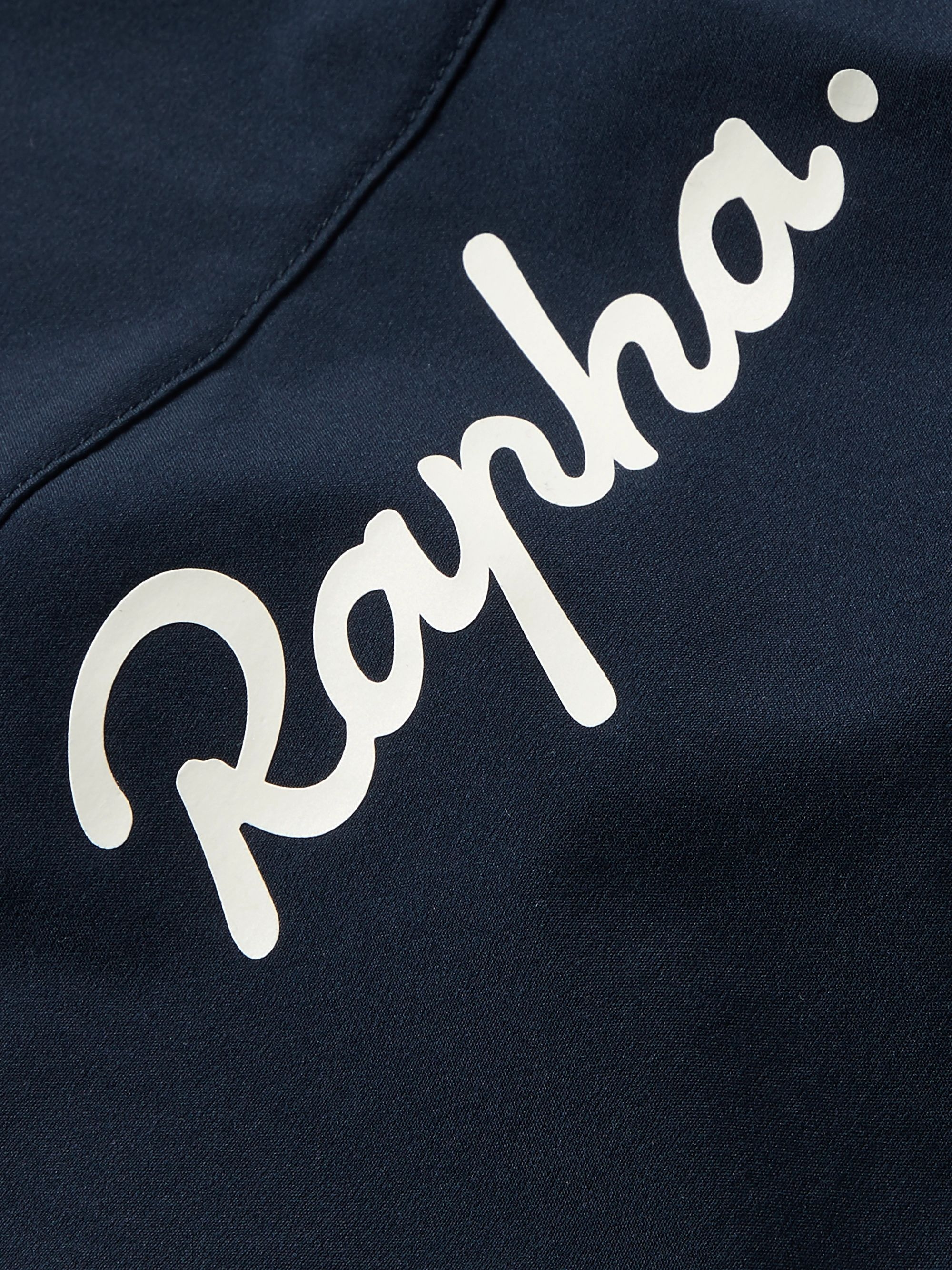 Rapha Grosgrain-Trimmed Shell Cycling Jacket