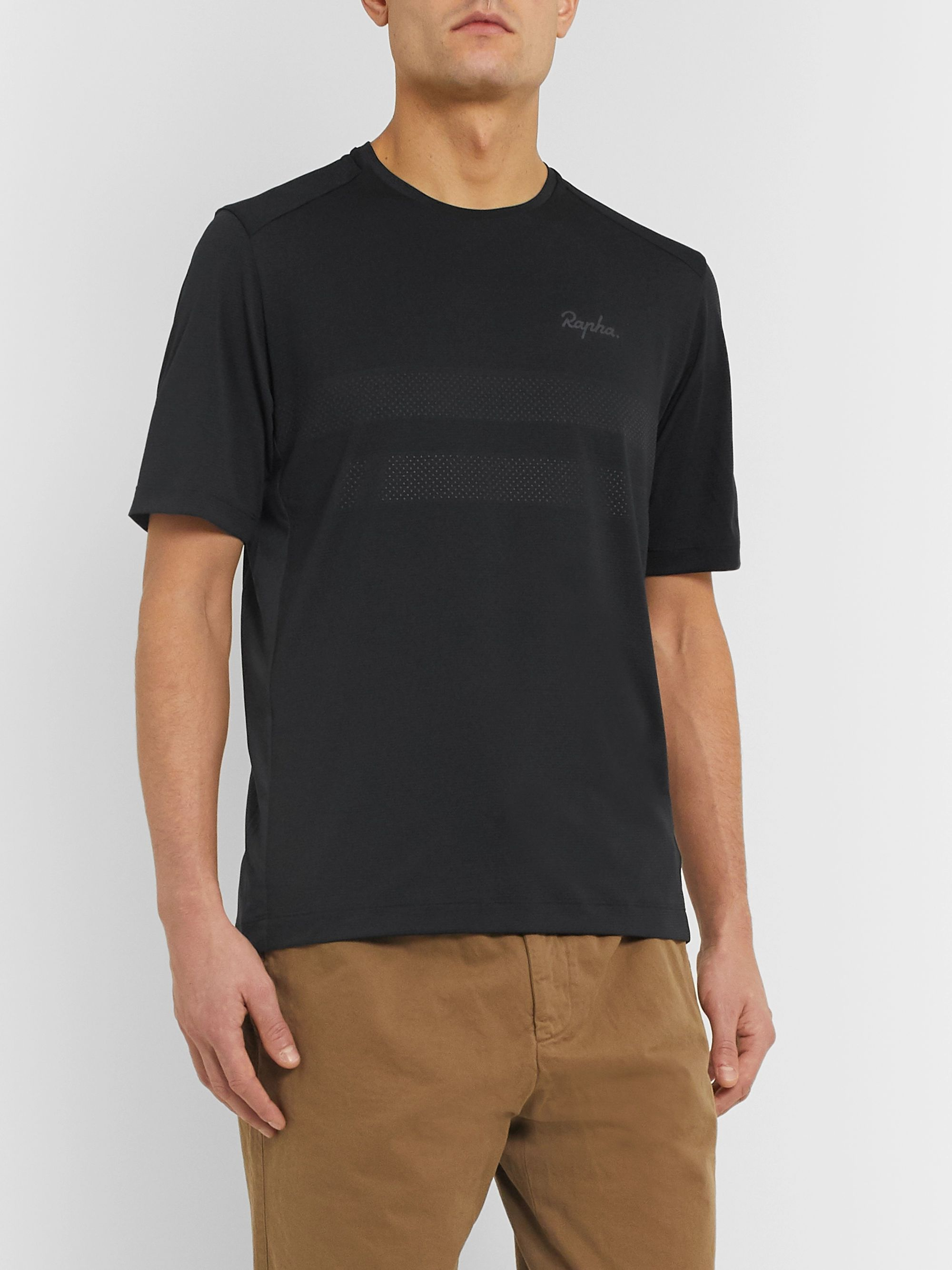 RAPHA Explore Stretch-Knit T-Shirt