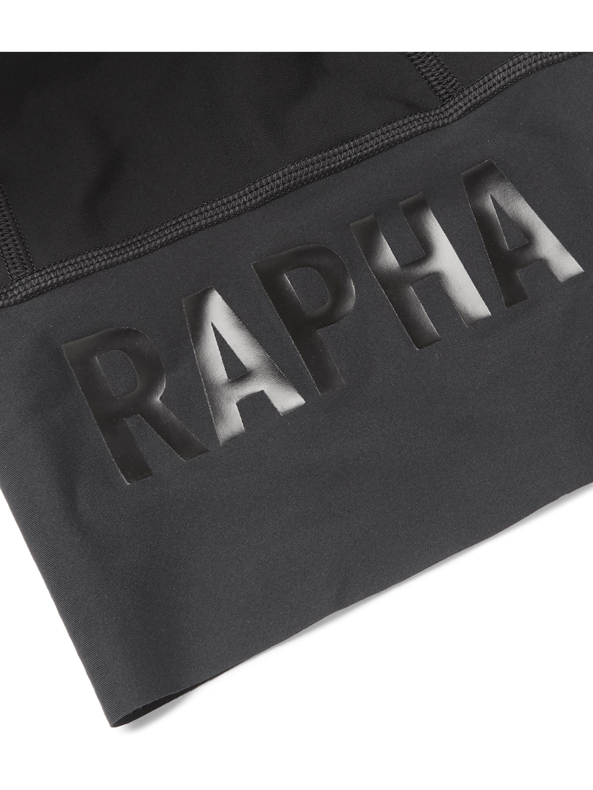 Rapha Pro Team Stretch-Jersey Cycling Bib Shorts