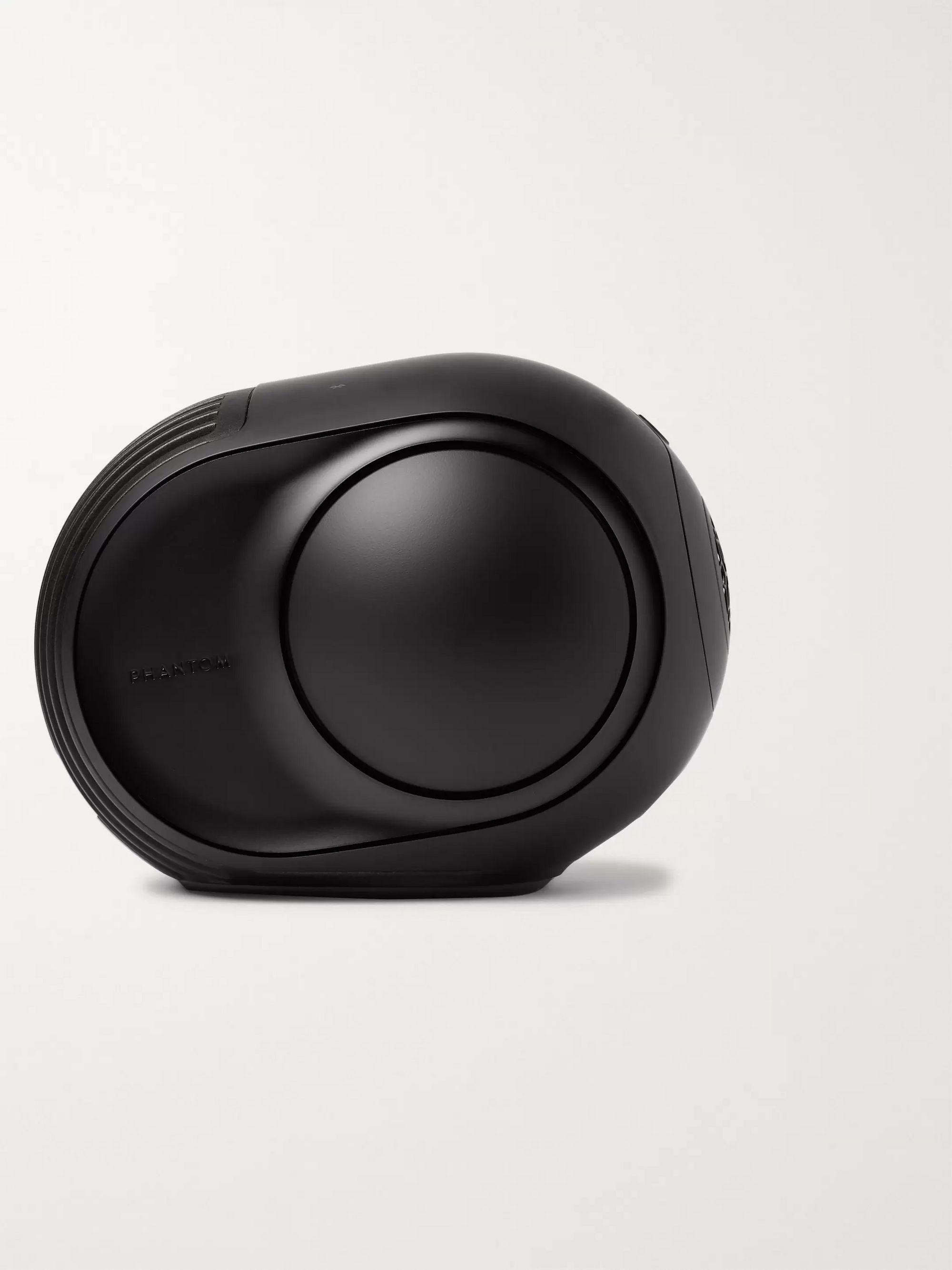 Black Phantom Reactor 900 Wireless Speaker Devialet Mr Porter