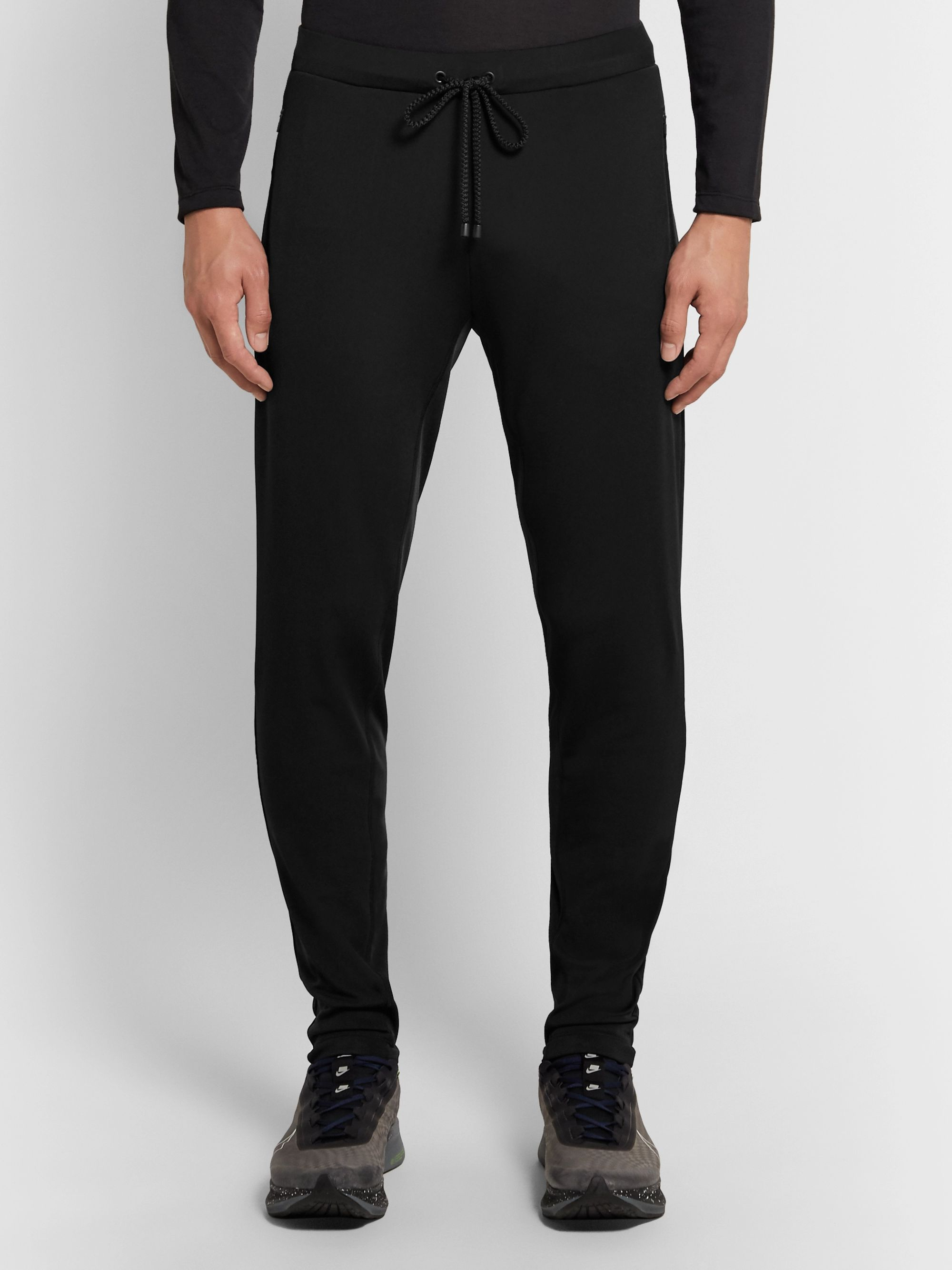 Iffley Road Royston Fleece-Back Jersey Sweatpants