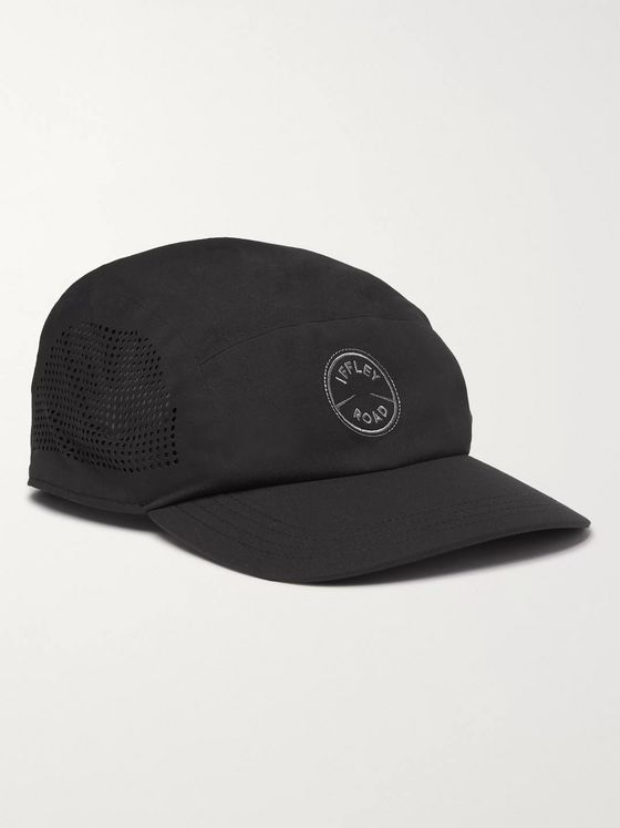 Iffley Road Putney Logo-Embroidered  Piqué Running Cap