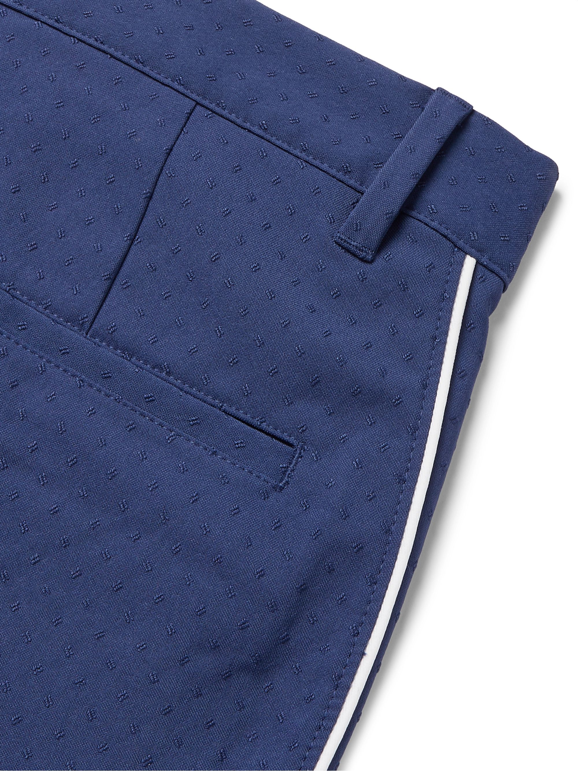 Adidas Golf Canvas-Dobby Golf Shorts