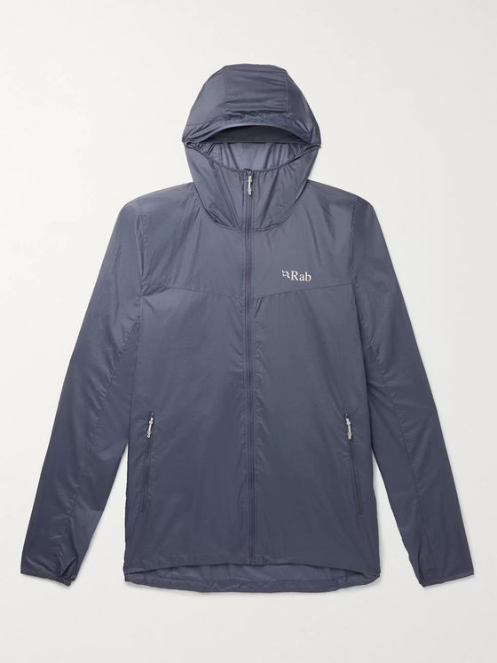 Rab Vital Windshell Hyperlite Hooded Jacket