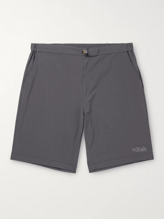 Rab Momentum Slim-Fit Shell Running Shorts