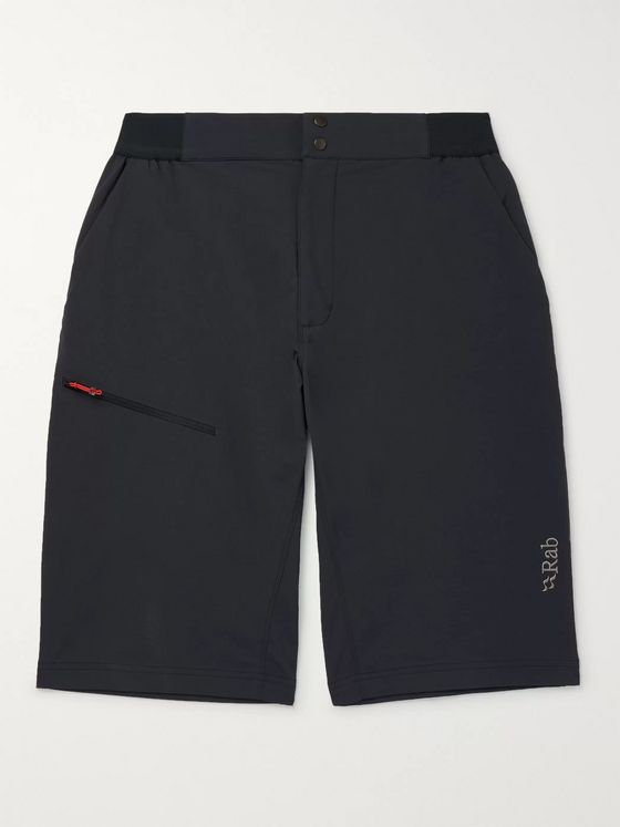 Rab Torque Light Slim-Fit Matrix Shorts