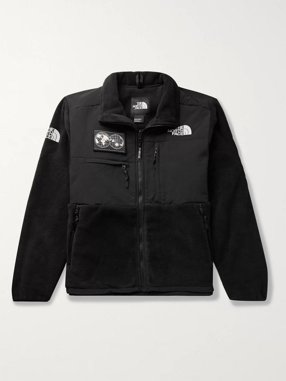The North Face '95 Retro Denali Panelled Fleece and Shell Jacket