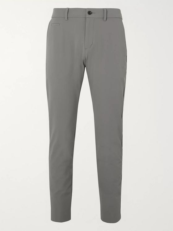 Kjus Golf Ike Tapered Stretch-Shell Golf Trousers