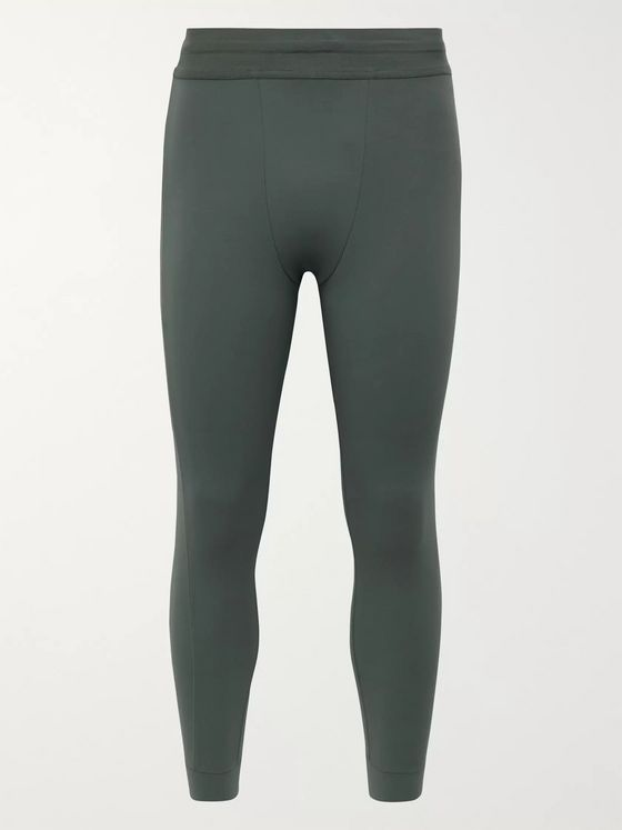 Nike Training Yoga Infinalon Dri-FIT Tights