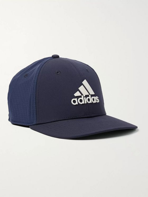 Adidas Golf Golf Tour Logo-Appliquéd Shell and Mesh Baseball Cap