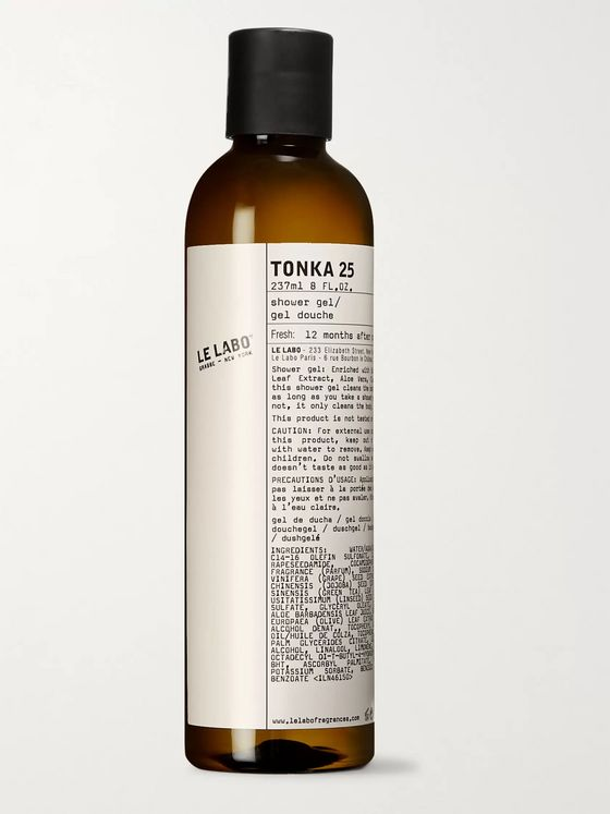 Le Labo Tonka 25 Shower Gel, 237ml