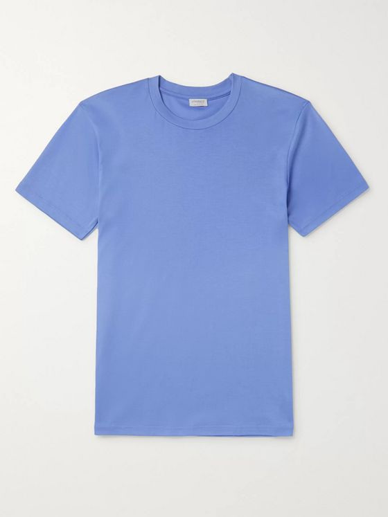 Zimmerli Cotton-Jersey T-Shirt