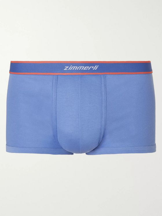 Zimmerli Cotton Boxer Briefs