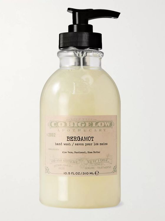 C.O. Bigelow Bergamot Hand Wash, 310ml