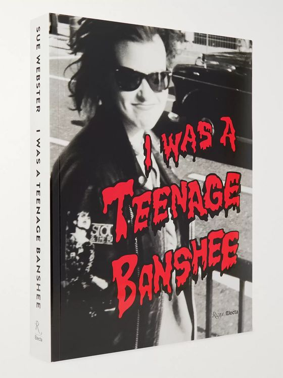 RIZZOLI I Was A Teenage Banshee Paperback Book