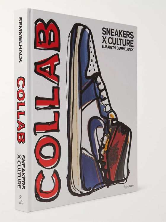 Rizzoli Sneakers x Culture: Collab Hardcover Book