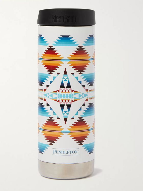 Pendleton Stainless Steel Flask