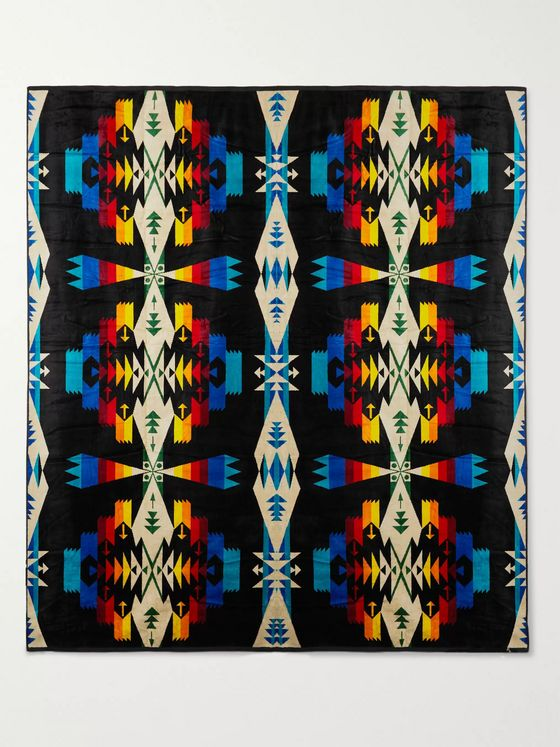 Pendleton Tucson Printed Cotton-Terry Towel