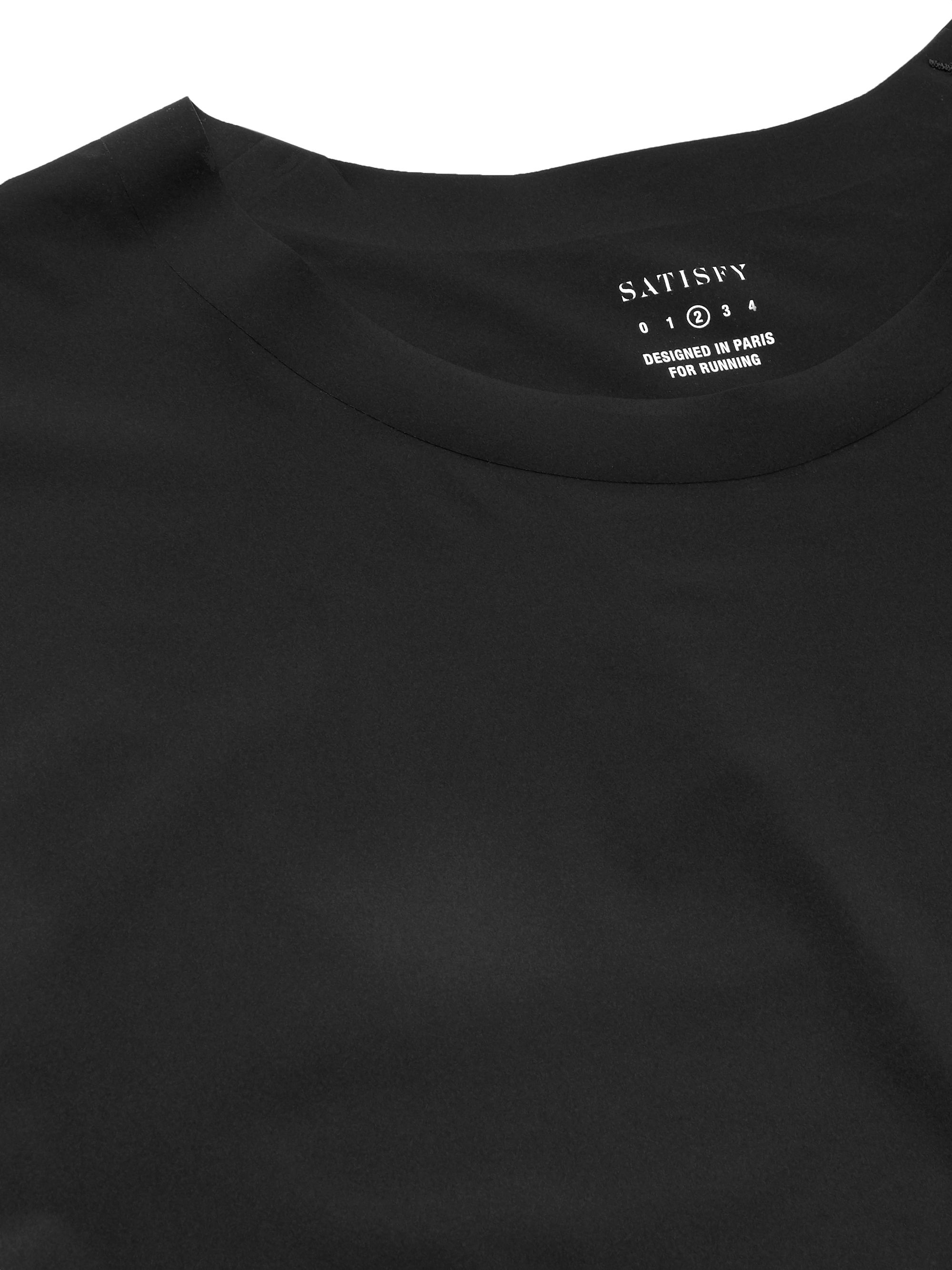Satisfy Printed Justice Stretch-Jersey T-Shirt