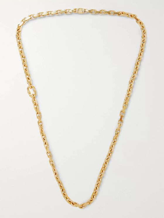 Tiffany & Co. Tiffany 1837 Makers 18-Karat Gold Necklace