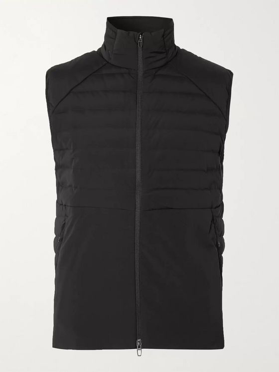 Lululemon Down For It All Slim-Fit Quilted PrimaLoft Glyde Down Gilet