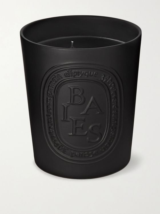 Diptyque Baies Scented Candle, 600g