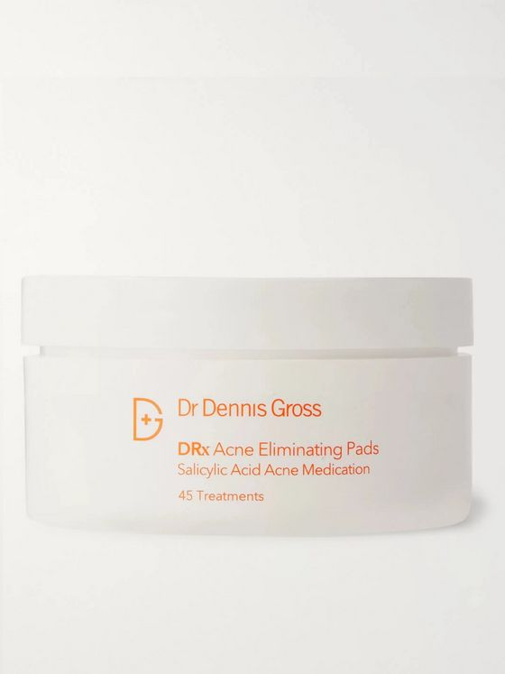 Dr. Dennis Gross Skincare DRx Acne Eliminating Pads x 45