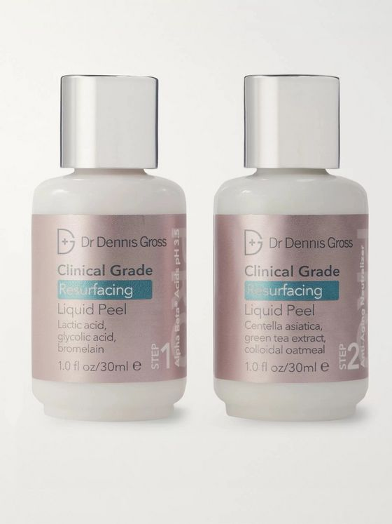 DR. DENNIS GROSS SKINCARE Clinical Grade Resurfacing Liquid Peel, 2 x 30ml