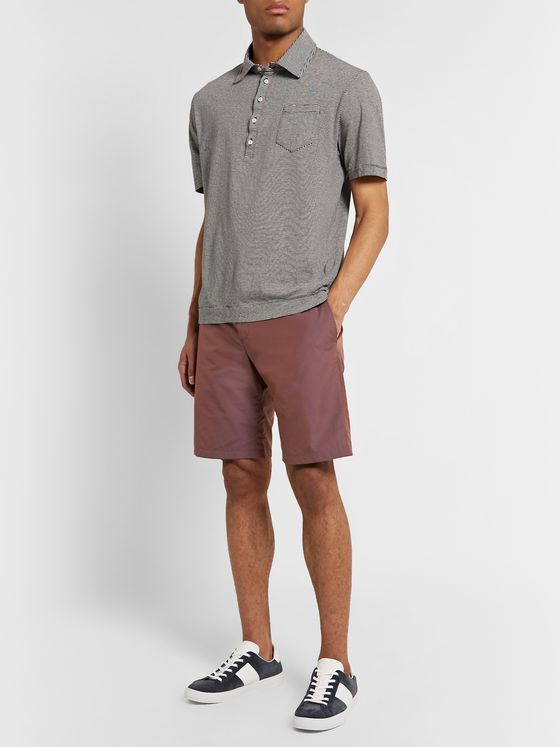 PAUL SMITH Cotton Shorts