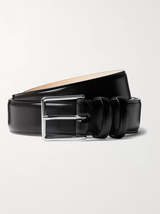 Paul Smith 3cm Leather Belt