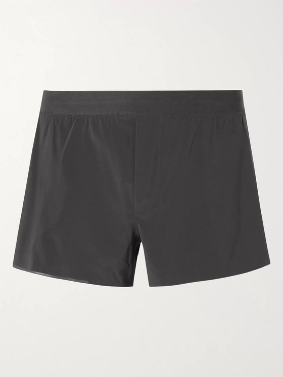 Lululemon Fast and Free Perforated Swift Running Shorts