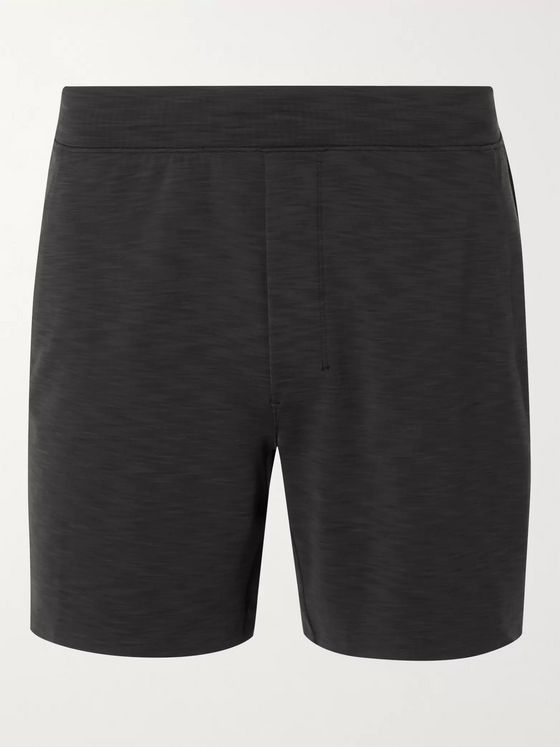 Lululemon In Sequence Mélange Everlux Yoga Shorts