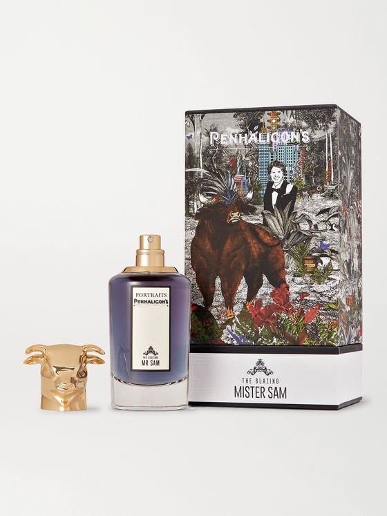 Penhaligon's Portraits: The Blazing Mister Sam Eau de Parfum, 75ml