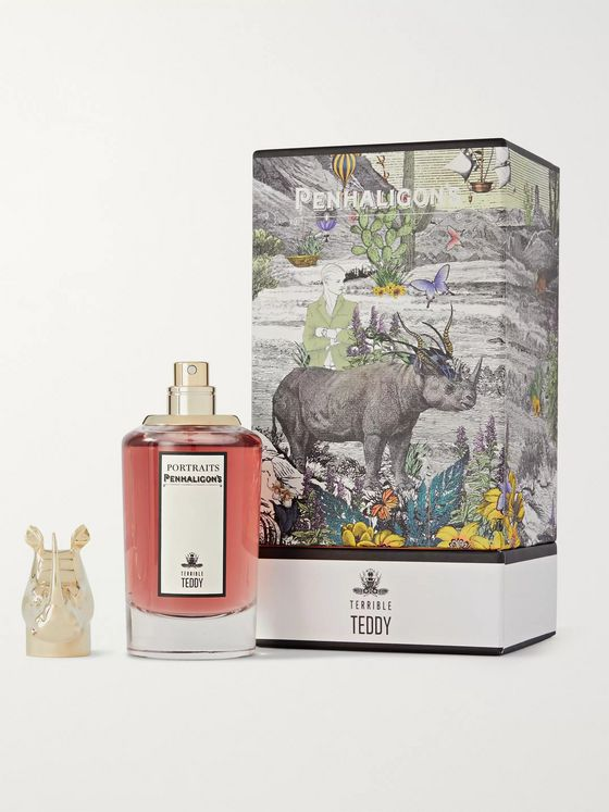 Penhaligon's Portraits: Terrible Teddy Eau de Parfum, 75ml