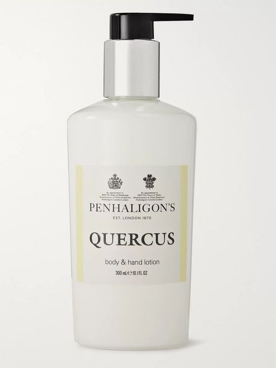 Penhaligon's Quercus Body & Hand Lotion, 300ml