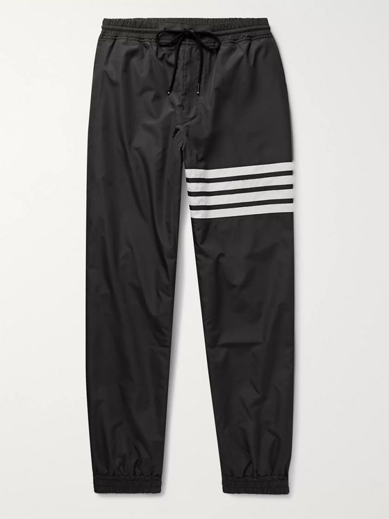 Thom Browne Flyweight Tech Tapered Track Pants