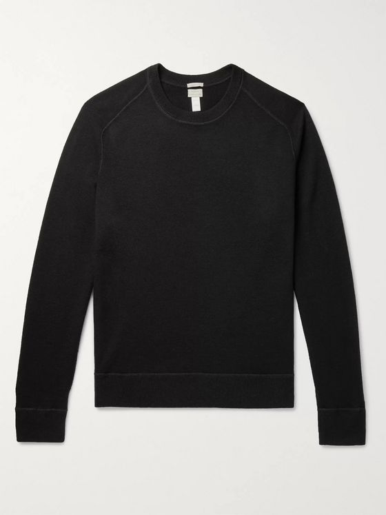 Massimo Alba Slim-Fit Cashmere Sweatshirt