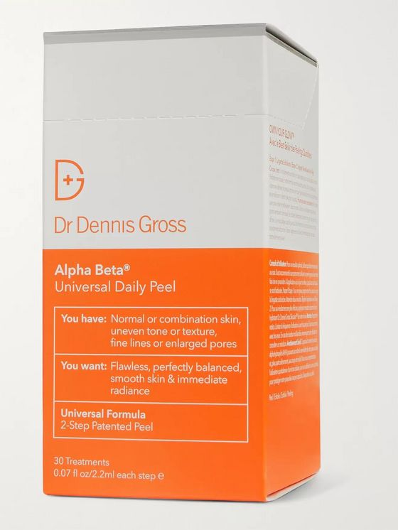 Dr. Dennis Gross Skincare Alpha Beta Universal Daily Peel, 30 x 2.2ml