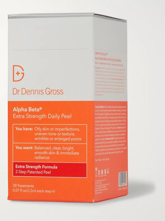 Dr. Dennis Gross Skincare Alpha Beta Extra Strength Daily Peel, 30 x 2.2ml