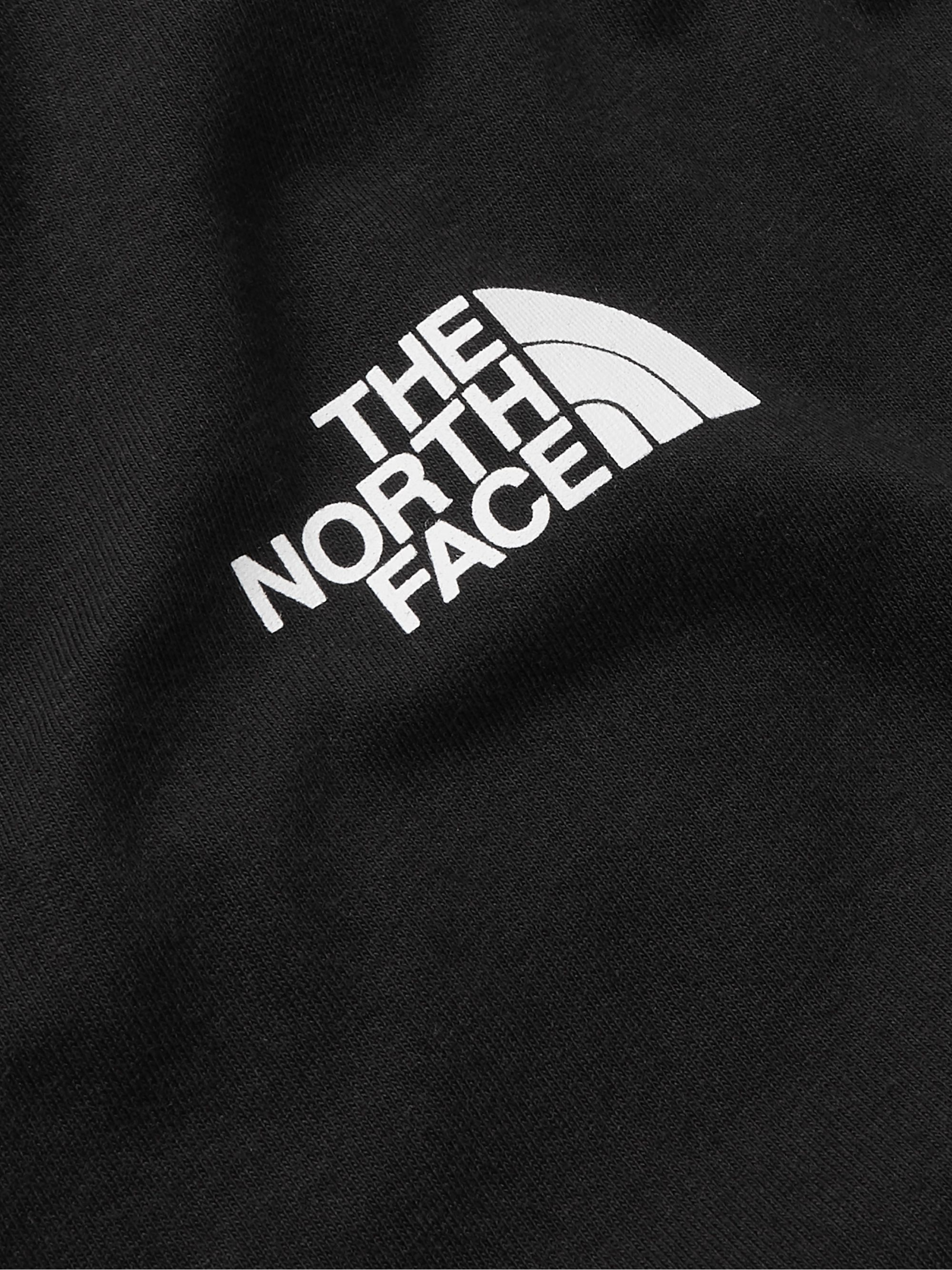 The North Face Logo-Print Cotton-Jersey T-Shirt