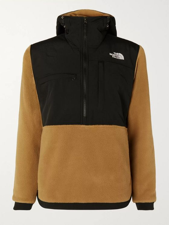 The North Face Denali Panelled Fleece and Shell Anorak