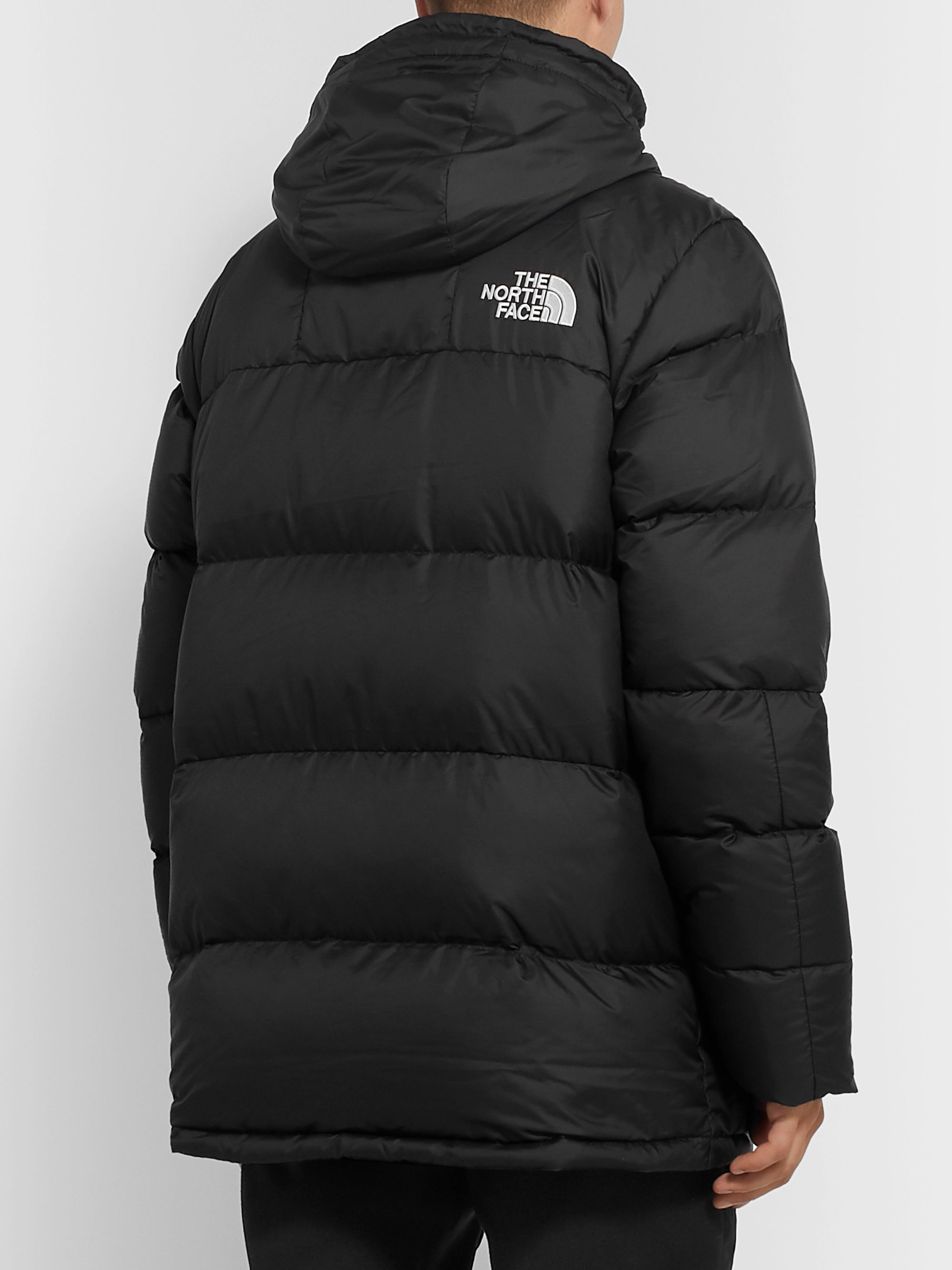 The North Face Deptford Quilted Shell Hooded Down Jacket