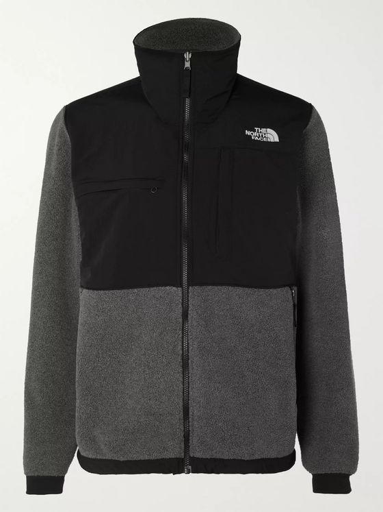 The North Face Denali 2 Panelled Fleece and Shell Jacket