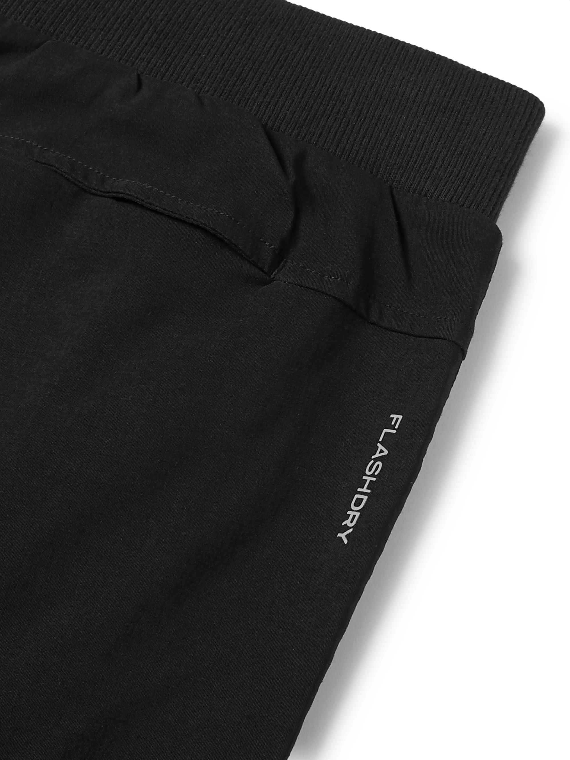 The North Face Slim-Fit Tapered Logo-Appliquéd Shell Track Pants