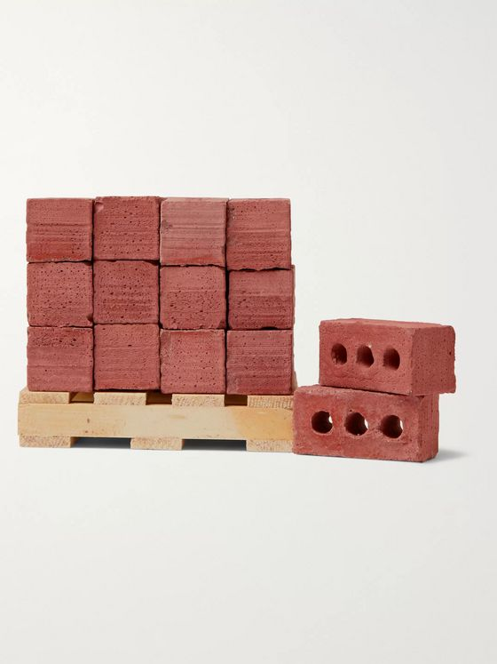 Mini Materials Set of 24 1:6 Model Bricks