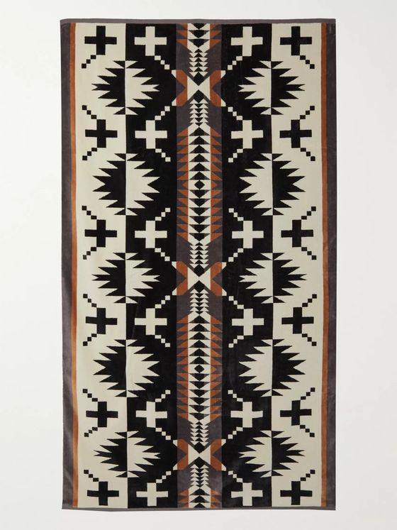 Pendleton Cotton-Jacquard Towel