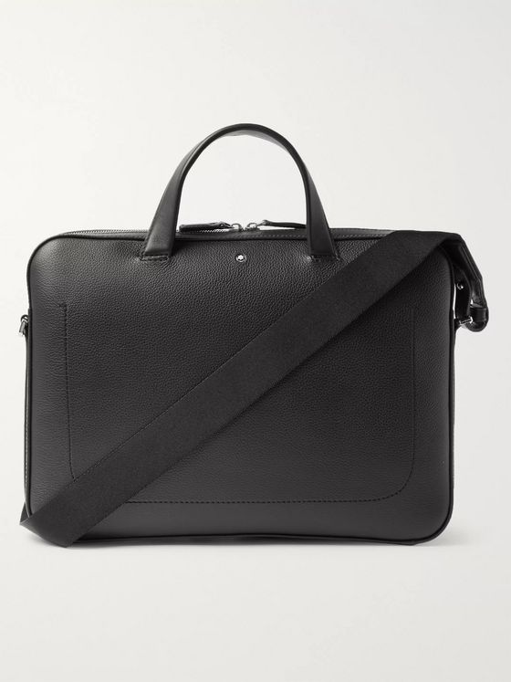 Montblanc Full-Grain Leather Briefcase