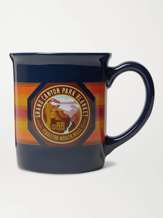 Pendleton Grand Canyon National Park Printed Ceramic Mug