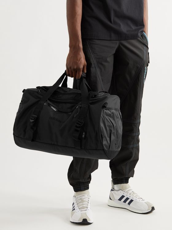 ADIDAS ORIGINALS Adventure Logo-Embroidered CORDURA Holdall