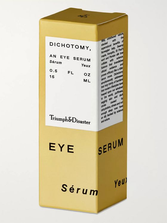 Triumph & Disaster Dichotomy Eye Serum, 15ml